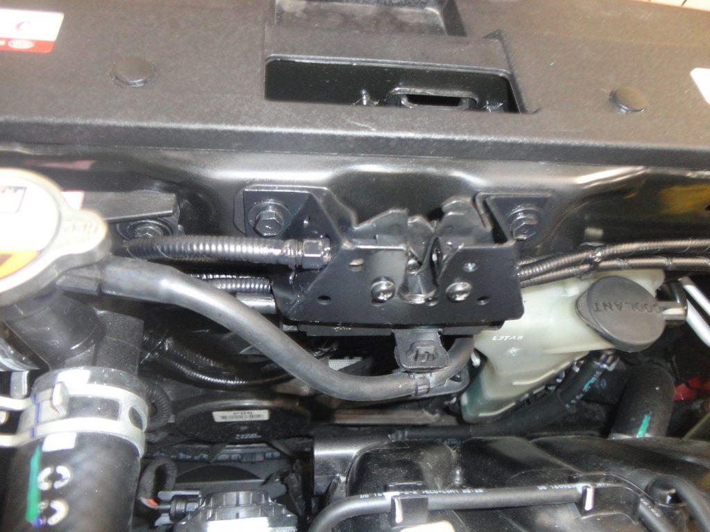 механическая защита авто
