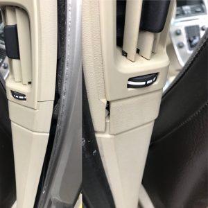 реставрация пластика автомобиля
