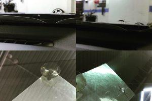 ремонт трещин и сколов