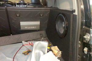 установка уселителей аудиосистем
